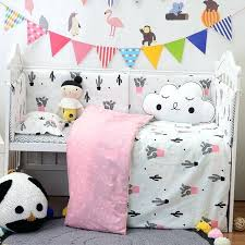 Discount Baby Crib Bedding Sets Crib Bedding For Lovely Cactus Triangle Baby Crib Bed