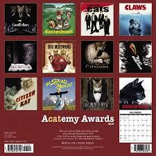 acatemy awards 2018 calendar willow creek press 9781682347157
