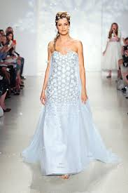 elsa wedding dress brides can look like frozen s elsa with new disney bridal