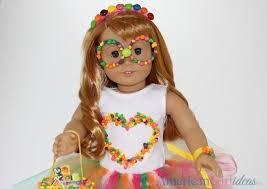 18 Doll Halloween Costumes American Doll Diy Halloween Costume American Ideas