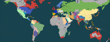 World Map 1950 List Of Maps Facepunch Rp Wiki Fandom Powered By Wikia