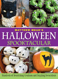 halloween sticker books matthew mead u0027s halloween spooktacular matthew mead 9780848734558