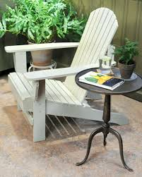 How To Paint Wooden Chairs by Painting Adirondack Chairs U0026 Martha Stewart