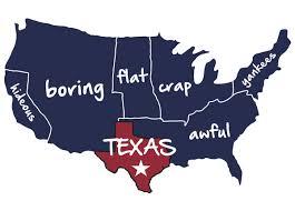 Funny Texas Memes - 8 funny maps of texas
