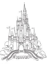 magic kingdom coloring color happy walt