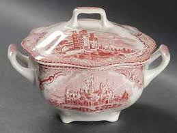 johnson brothers britain castles pink collection on ebay