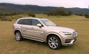 volvo cars volvo begins testing to mitigate kangaroo car strikes u2013 news u2013 car