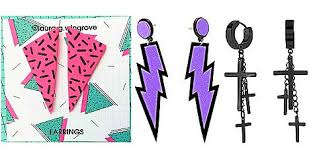 eighties earrings 80s fashion online best 80s earrings ideas