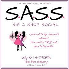 sip and shop invitation the mix gallery music venues 12 w broad st jackson ward