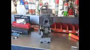 yamaha kt 100 engine completion youtube