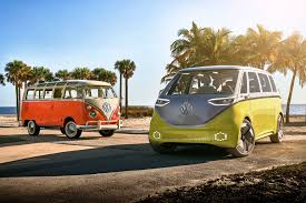 pink volkswagen van inside volkswagen i d buzz all electric 270 mile microbus confirmed