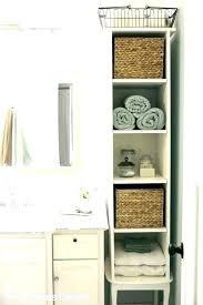 bathroom linen storage cabinet bathroom storage tower linen storage tower linen storage cabinet