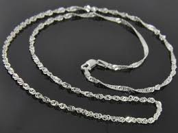 white chain necklace images 343 best aurafin images shopping bracelets and jpg