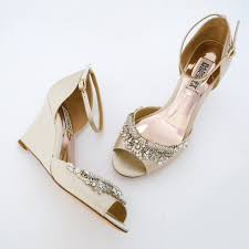 wedding shoes wedges wedding shoes wedges beaded strappy wedge wedding shoes