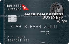 American Express Business Card Benefits Amex Qantas Business Rewards
