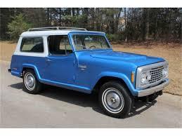 jeep commando custom 1972 jeep commando for sale classiccars com cc 971254