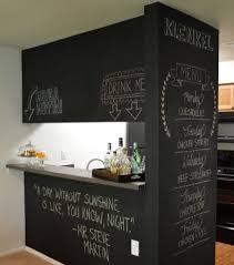 tableau noir cuisine 10 idées pour relooker votre cuisine avec du tableau noir