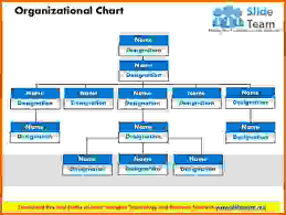 free organizational chart templatereference letters words