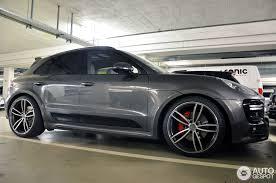porsche macan techart car spots worldwide hourly updated autogespot