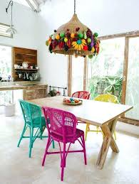 colorful kitchen chairs colorful kitchen table bloomingcactus me