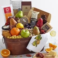 Gift Baskets Food Salty And Sweet Gift Baskets Shari U0027s Berries