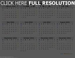 2016 calendar 16 free printable word templates ms office template