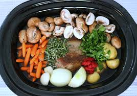 How To Make Roasted Vegetables by Easy Slow Cooker Pot Roast With Vegetables