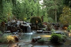Natural Backyard Pools by All Natural Swimming Pools Natural Waterfalls Pool Waterfall