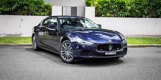 baby blue maserati ghibli levante quattroporte recalled for seat fix