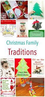 great ideas for family traditions