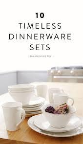 best 25 dinnerware sets ideas on pinterest rustic dinnerware