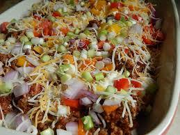 cuisine ww taco up casserole drizzle me drizzle me