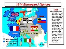 Ottoman Empire World War 1 World War 1 Causes And Effects