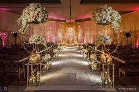 Wedding Aisle Ideas Indian Ceremony Decor Wedding Flowers And Decorations