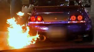 nissan skyline price in australia fire shooting nissan skyline r33 gtr in london madness and
