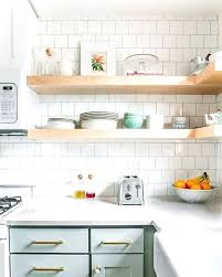 open cabinets kitchen ideas kitchens with open shelves opstap info