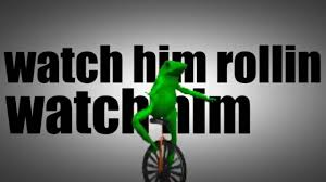 Unicycle Meme - dat boi 1 hour version youtube