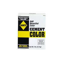 Flo Coat Resurfacer by Sakrete 5 Lb Red Cement Color 200077121 The Home Depot