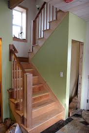 Distance Between Stair Spindles by 11 2011 U2013 12 2011 First To Second Floor Stairs Design