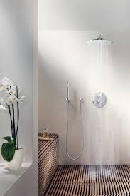 25 best spa shower ideas on pinterest inspired shower style take your daily getaway to the rainforest with this jumbo rainshower extra perk this walk in shower has no door which means no glass to clean