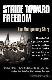 stride toward freedom the montgomery story amazon co uk martin