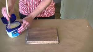 how to distress wood distress wood furniture using vaseline easily