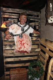 creepy haunted house ideas