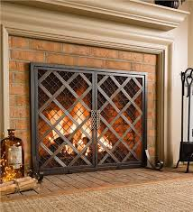 mccormick celtic fireplace screen large collection accessories