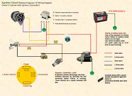 massey ferguson 240 fuse box diagram wiring diagrams for diy car