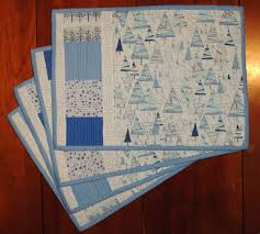 Quilted Rugs Christmas Placemats U2013 Quilting Jetgirl