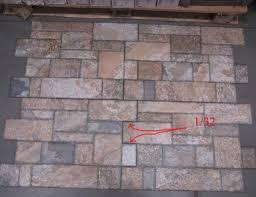Outdoor Tile Patio Tiling Outdoor Concrete Patio Help Please Doityourself