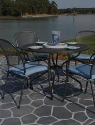 Kettler Bistro Table Outdoor Patio Furniture Kettler Patio Furniture