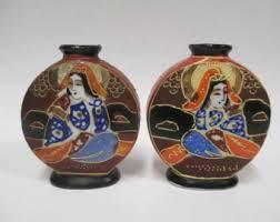 Old Vases Prices Satsuma Vase Etsy