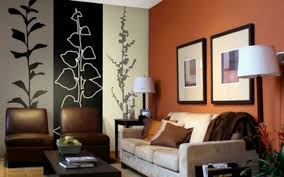 Decorative Painting Ideas For Walls With Modern Homes Interior - Decorative homes